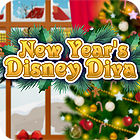 New Year's Disney Diva игра