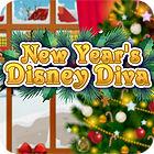 New Year's Disney Diva игра