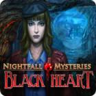 Nightfall Mysteries: Black Heart игра