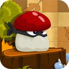 Ninja Mushroom игра