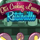 Oti's Cooking Lesson. Ratatouille игра