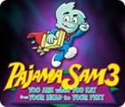 Pajama Sam 3: You Are What You Eat From Your Head to Your Feet игра