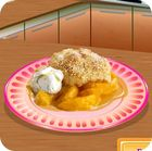 Sara's Cooking Class: Peach Cobbler игра