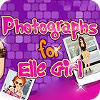 Photographs For Elle Girl игра