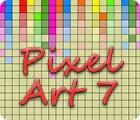 Pixel Art 7 игра