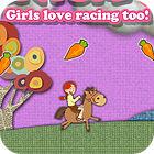 Pony  Adventure. Girl With Album игра