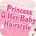 Princess and Baby Hairstyle игра