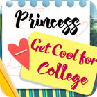 Princess: Get Cool For College игра