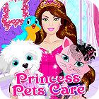 Princess Pets Care игра