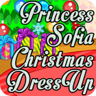 Princess Sofia Christmas Dressup игра