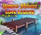 Rainbow Mosaics: Love Legend игра