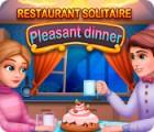 Restaurant Solitaire: Pleasant Dinner игра