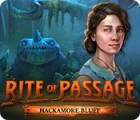 Rite of Passage: Hackamore Bluff игра