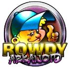 Rowdy Arkanoid игра