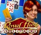 Royal Flush Solitaire игра