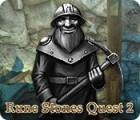 Rune Stones Quest 2 игра