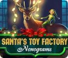Santa's Toy Factory: Nonograms игра