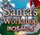 Santa's Workshop Mosaics игра