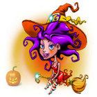 Спасите Хэллоуин. Город ведьм игра