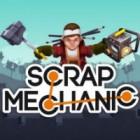 Scrap Mechanic игра