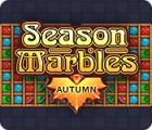 Season Marbles: Autumn игра