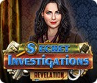 Secret Investigations: Revelation игра