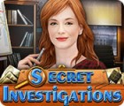 Secret Investigations игра