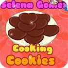 Selena Gomez Cooking Cookies игра