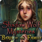 Shadow Wolf Mysteries: Bane of the Family игра