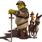 Shrek: Concentration игра