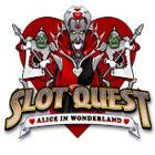 Slot Quest: Alice in Wonderland игра