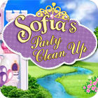 Sofia Party CleanUp игра