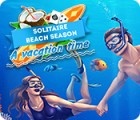 Solitaire Beach Season: A Vacation Time игра