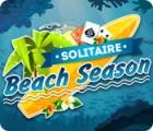 Solitaire Beach Season игра
