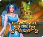 Solitaire: Elemental Wizards игра