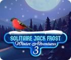 Solitaire Jack Frost: Winter Adventures 3 игра