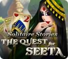Solitaire Stories: The Quest for Seeta игра