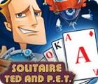 Solitaire: Ted And P.E.T. игра
