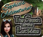 Sophia's Adventures: The Search for the Lost Relics игра