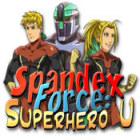 Spandex Force: Superhero U игра
