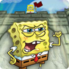 SpongeBob SquarePants: Sand Castle Hassle игра