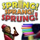 Spring, Sprang, Sprung игра