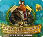 Steve the Sheriff 2: The Case of the Missing Thing Strategy Guide игра