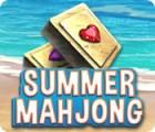Summer Mahjong игра