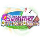 Summer Tri-Peaks Solitaire игра
