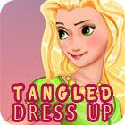 Tangled: Dress Up игра
