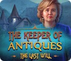 The Keeper of Antiques: The Last Will игра