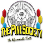 The Pini Society: The Remarkable Truth игра
