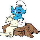 The Smurfs Brainy's Bad Day игра