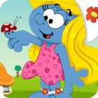 The Smurfs Smurfette Dressup игра